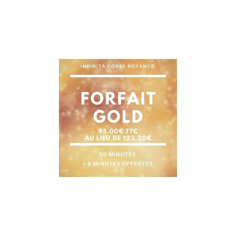 Forfait Gold / Infinità Corse Voyance