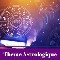 Thème astrologique personnalisé chez Infinità Corse Voyance